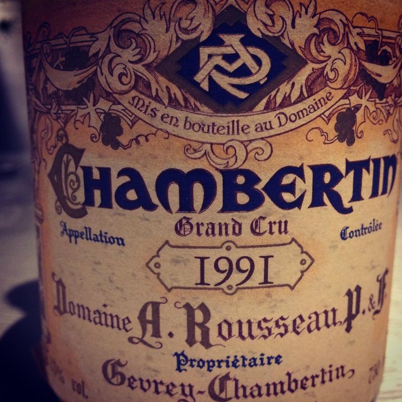 1991-rousseau-chambertin